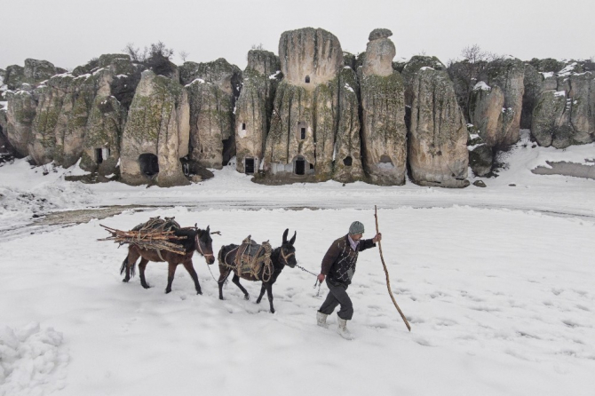 'Meram'da kış' fotoğraf yarışması başladı