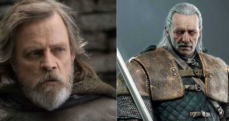 Star Wars'ın efsanesi,The Witcher'ın 2. sezonunda yer almak istiyor