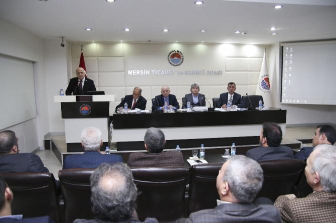 MTSO Aralık Ayı Meclis Toplantısı yapıldı