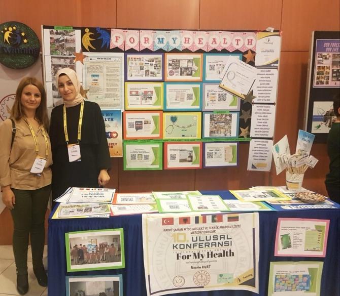 MTSO Kadri Şaman Lisesi, eTwinning Türkiye Özel Ödülünü aldı