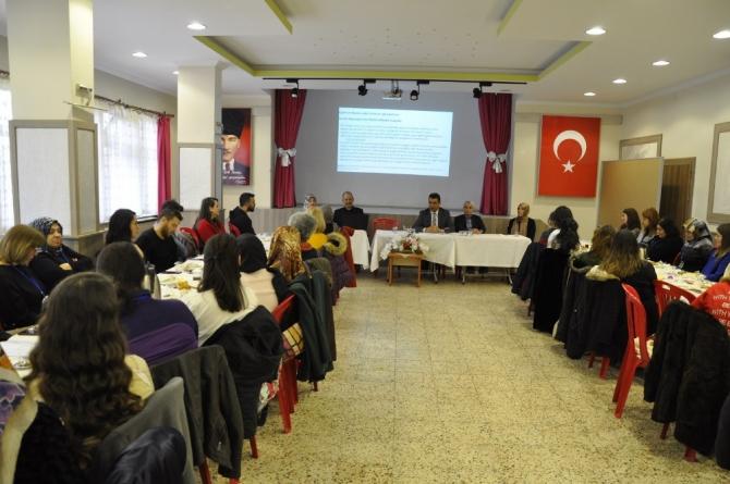 """Safranbolu'da """"Etkili İletişim"""" semineri"""
