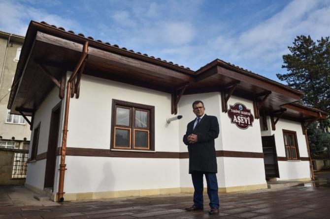 Taşköprü Belediyesi Aşevi tamamlandı