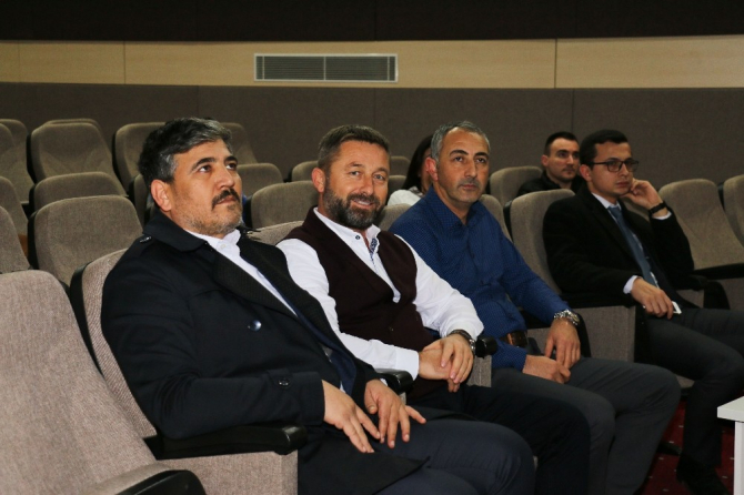 Çerkezköy TSO'da KVKK konuşuldu