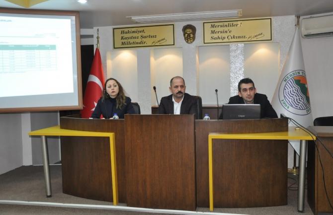 Toroslar'da 'Uygulama İmar Planı' masaya yatırıldı