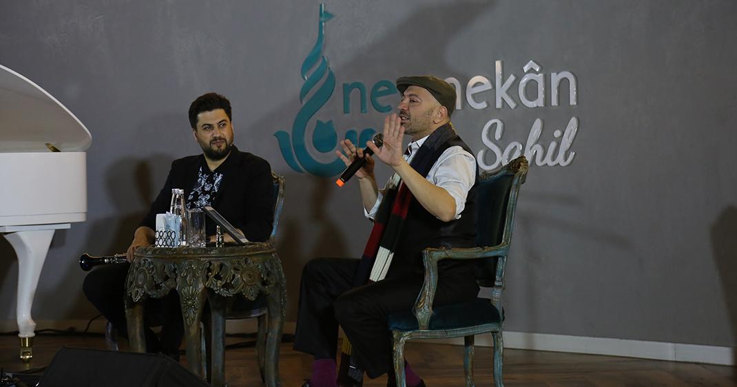 Üsküdar'da müzik ve komedi bir arada