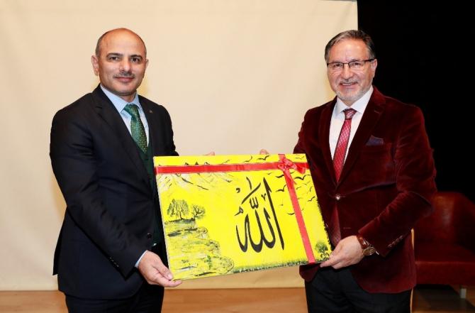 Mustafa Karataş'tan 'dini değerler' konferansı