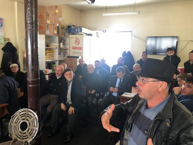 Hüyük'te belediye meclis toplantısı yapıldı