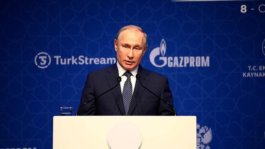 Türk Akım projesinde vanalar açılıyor (CANLI)