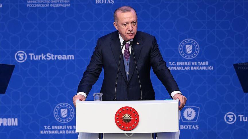 Türk Akım projesinde vanalar açıldı