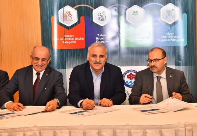 Trabzon Teknolig Tanıtım Toplantısı yapıldı