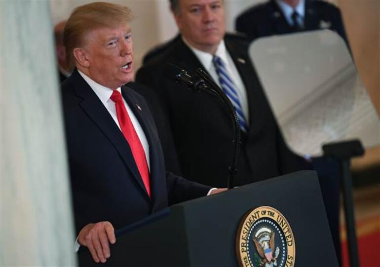 ABD Başkanı Trump: Dünyanın en önemli teröristini ortadan kaldırdık