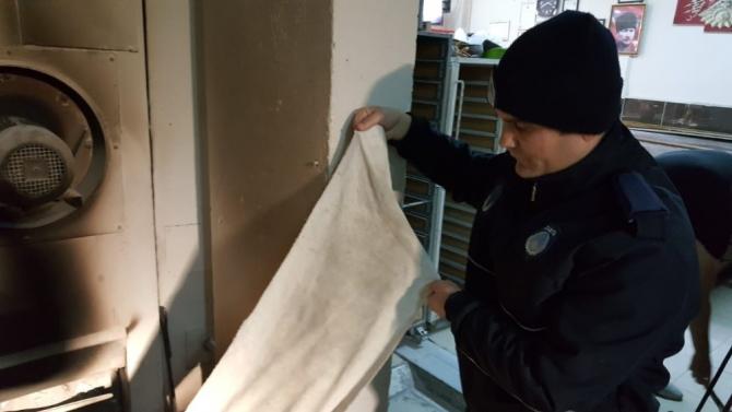Akhisar Belediyesinden fırın işletmelerine denetim