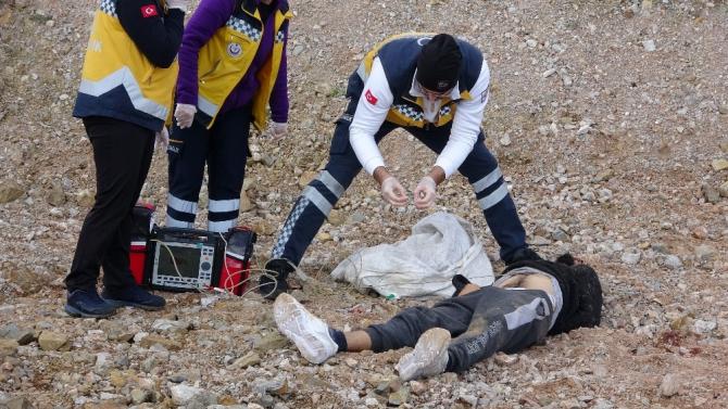 Bursa'da ağzını bantladıkları şahsı kalbinden bıçaklayarak öldürdüler