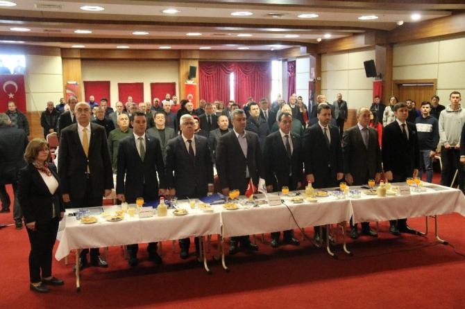 Tekirdağ Büyükşehir toplantısına Ergene Belediyesi ev sahipliği yaptı