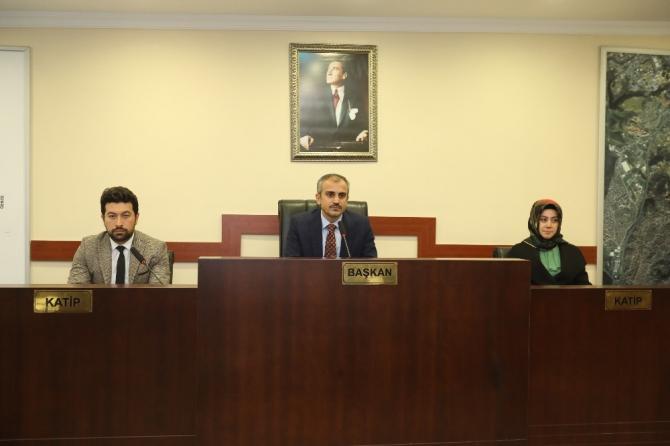 Çayırova'da Ocak meclisi tamamlandı