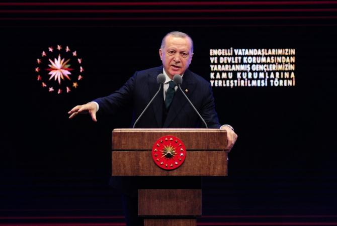 Cumhurbaşkanı Erdoğan'dan Libya açıklaması