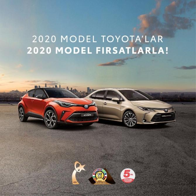 Toyota Plaza Aksoy'un kampanyaları yeni yılda da devam ediyor