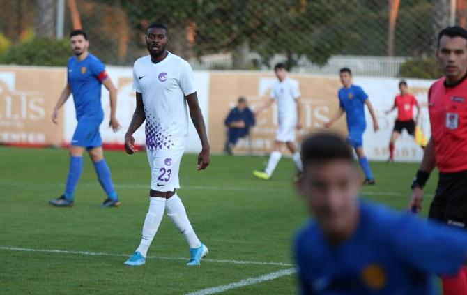 Hazırlık maçı: MKE Ankaragücü: 0 - Keçiörengücü: 1
