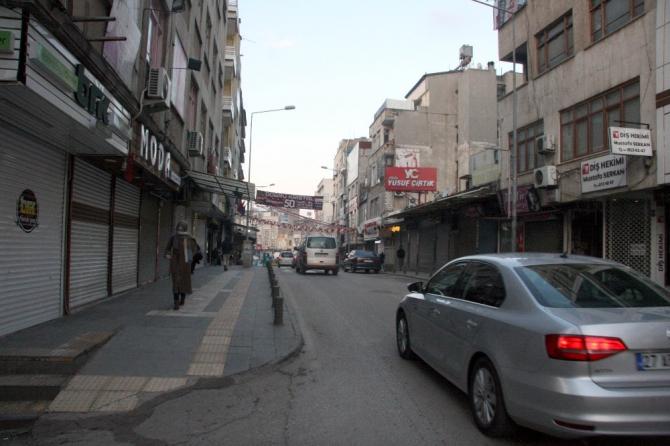 Sabahların ölü şehri Kilis