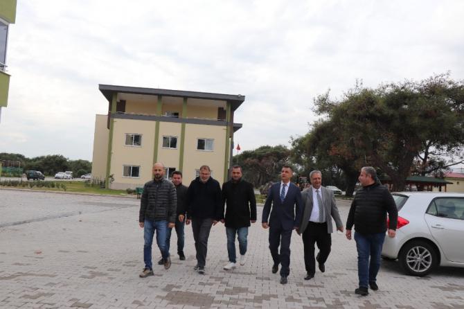 Orman Bölge Müdürlüğü, 3,9 milyon TL ile 39 binanın onarımını yaptı