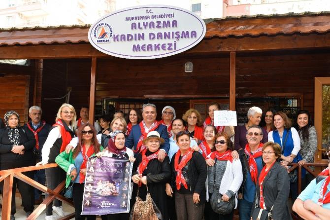 Kadın Danışma Merkezlerinde kurslar sürüyor