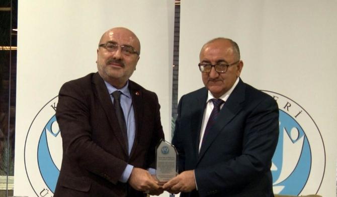 """Rektör Karamustafa: """"15 Temmuz Kampüsü Kayseri Üniversitesi'nin ana merkezi olacak"""""""