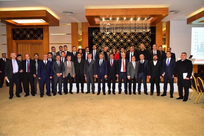 Spor yatırımları istişare toplantısı yapıldı