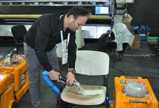 Yerli temizlik teknolojileri İstanbul'da görücüye çıktı