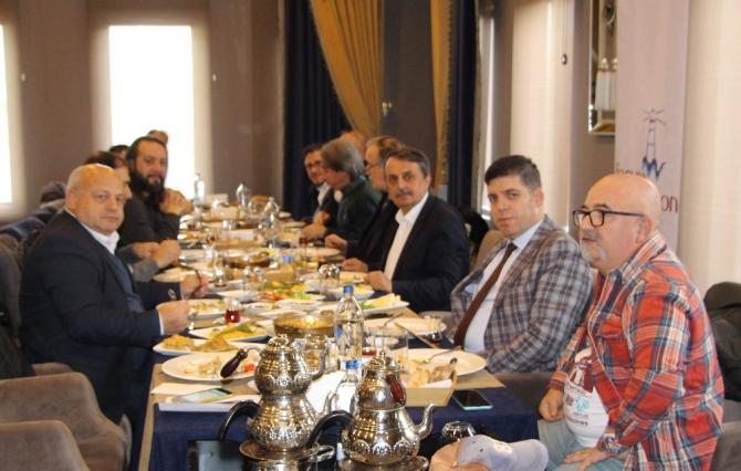 Trabzon Forum gazetecileri unutmadı