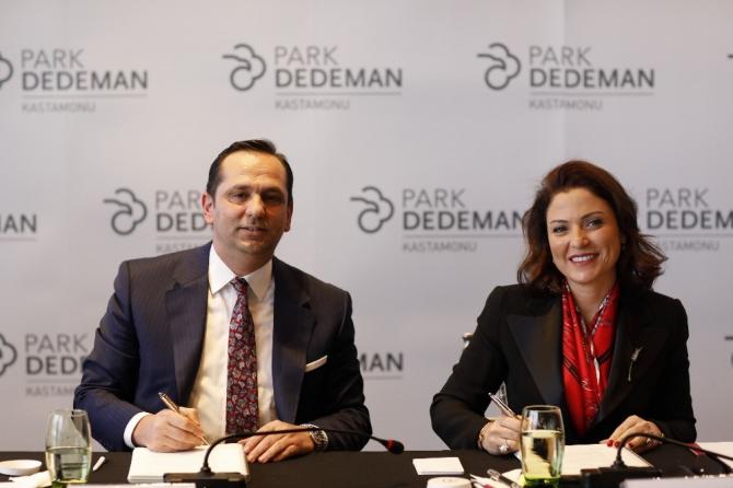 Türkiye'ye 18'inci otelini açıyor