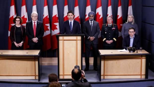 Kanada Başbakanı Justin Trudeau: İran Ukrayna uçağını füze ile vurdu