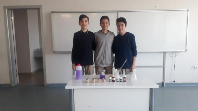 Çanakkaleli öğrenciler yara ve yanık izlerini hızla geçiren organik krem üretti