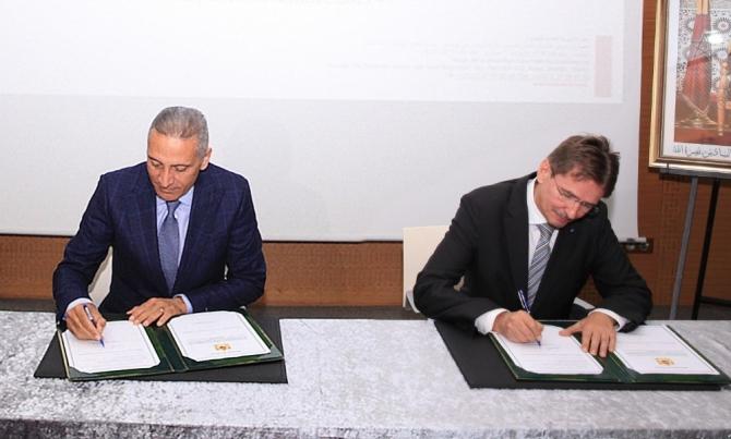 Fas'ta uygunluk belgesi düzenlemek üzere yetkili kuruluş görevlendirildi