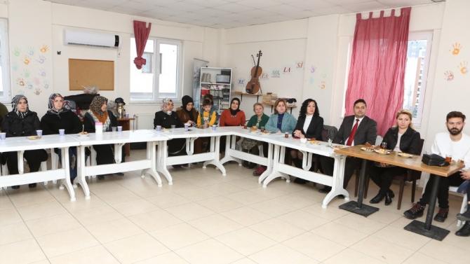 Nilüfer'de kadın sağlığı eğitimi