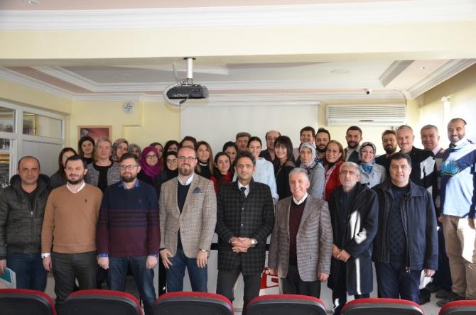 Demirci'de 50 kişiye e-ticaret sertifikası
