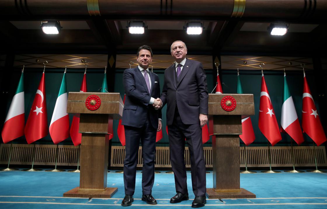 Erdoğan: Libya'da ateşkes imzalanmasını temenni ediyorum