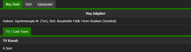 Başakşehir Kırklarelispor maçı ne zaman, saat kaçta, hangi kanalda?