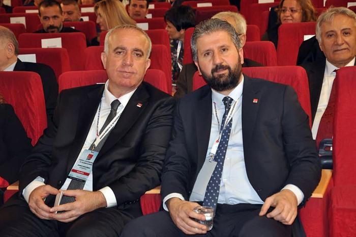 Kartal CHP'nin İlçe Başkanlığı seçiminin kazananı Efendi Argunşah Oldu
