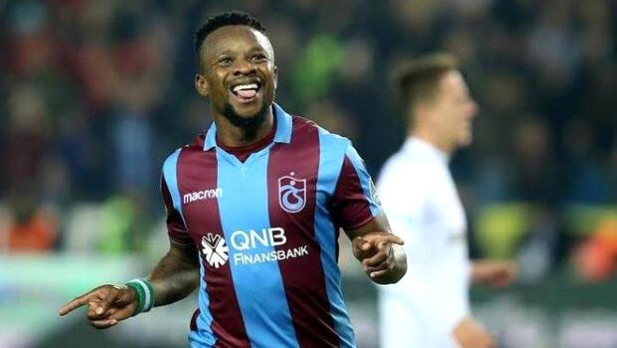 Trabzonspor'da ayrılık! Ogenyi Onazi'nin yeni takımı belli oldu