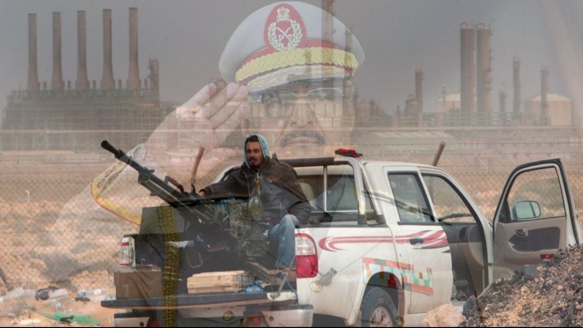 Flaş gelişme! Libya'da petrol akışı durduruldu