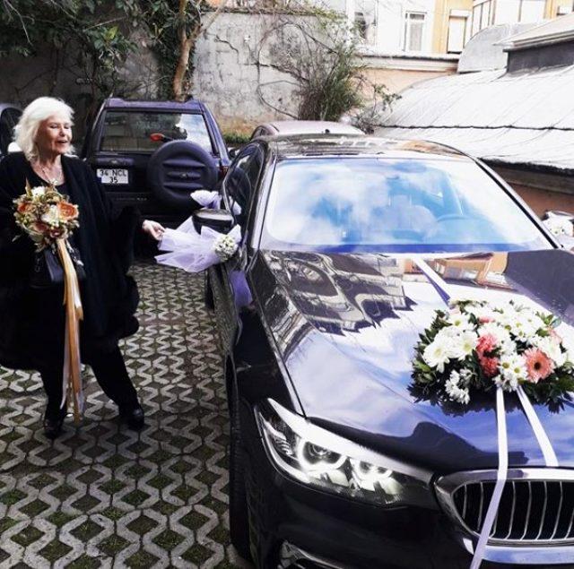 Gönül Yazar Rüzgar Mağden ile tekrar mı evlendi?