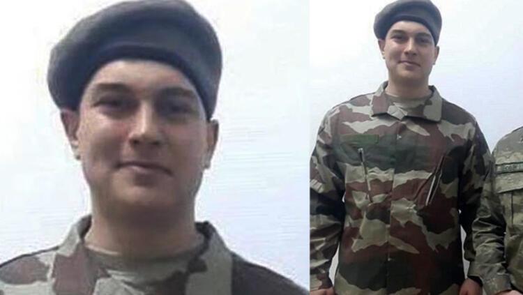 Çağatay Ulusoy'un askerlik fotoğrafı sosyal medyada olay oldu