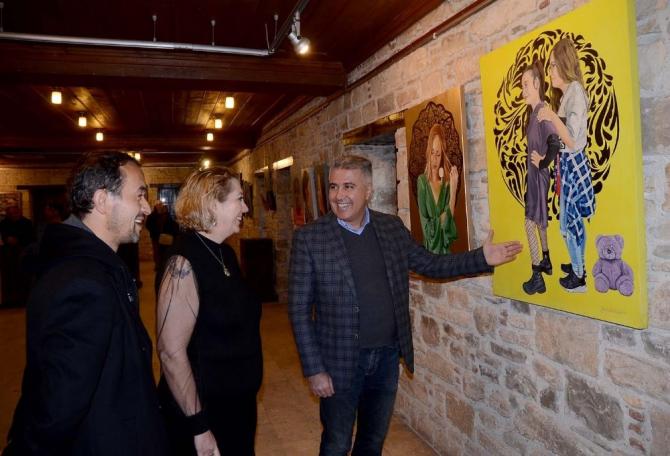 Sanat ve sanatçı dostu kent; Kuşadası