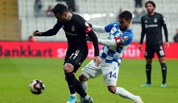 Beşiktaş Erzurumspor maç sonucu | Beşiktaş Erzurumspor maç özeti