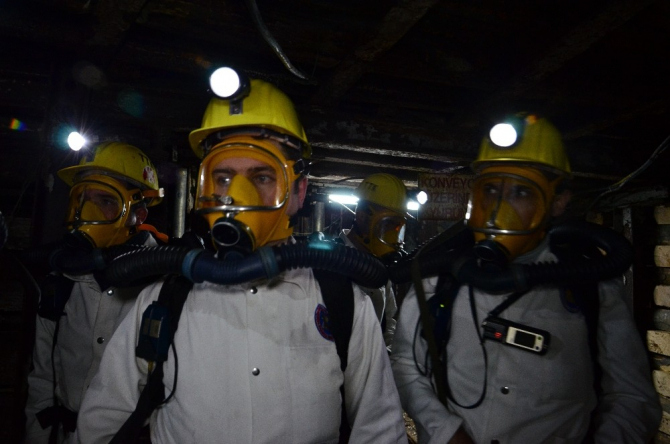Elazığ depremi sonrası TTK tahlisiye ekipleri hazır bekliyor