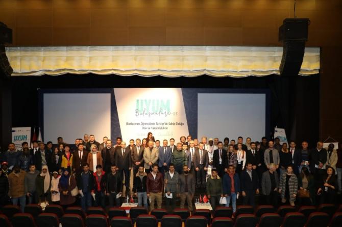'Uyum Buluşmaları'nın ikinci etabı Çanakkale'de gerçekleştirildi