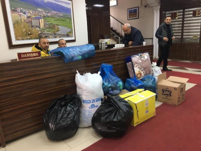 Ardahan Belediyesi deprem seferberliği başlattı