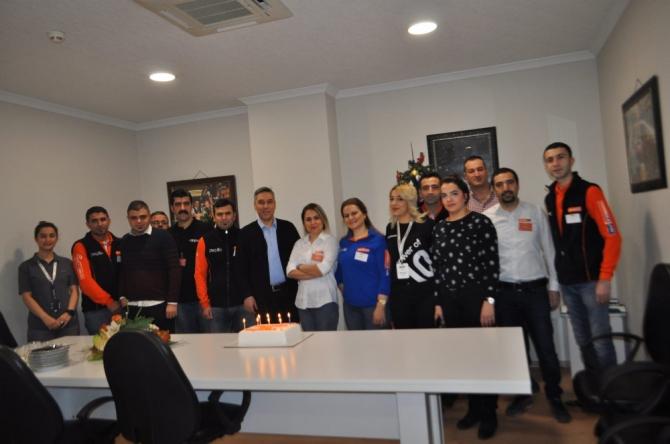 Ninova Park AVM Teknosa'nın 20'nci yılını kutladı