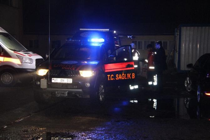 Depremin ardından UMKE ekipleri görev başı yaptı