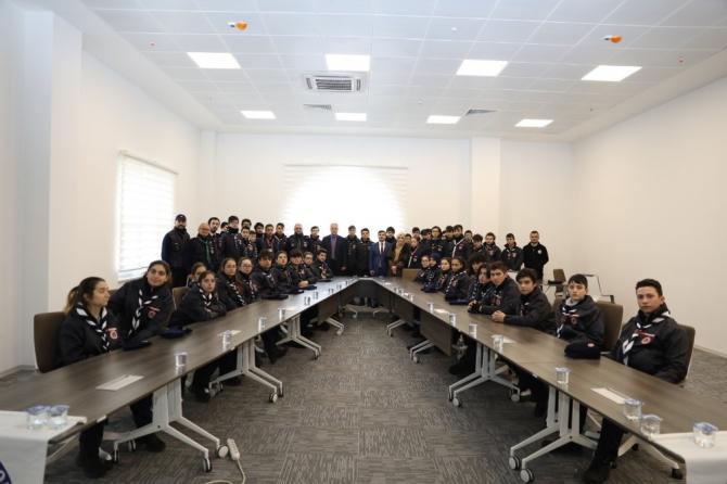 """Demirtaş: """"Gençlere katkı sağlayan her projeye varız"""""""